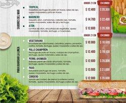 Ofertas de Pechuga de pollo en Sandwich Gourmet