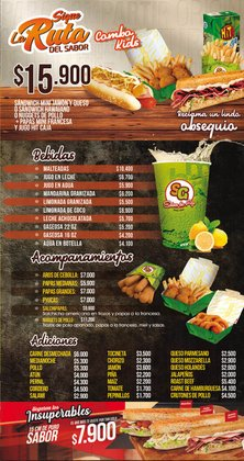 Ofertas de Sandwich Gourmet en el catálogo de Sandwich Gourmet ( Más de un mes)