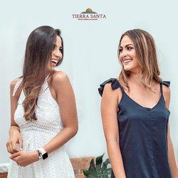 Ofertas de Tiendas departamentales en el catálogo de Tierra Santa en Floridablanca ( 20 días más )
