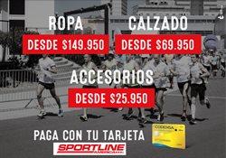 Catálogo Sportline ( Caducado )