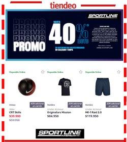 Catálogo Sportline en Soledad ( Caducado )