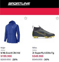 Catálogo Sportline ( 16 días más)