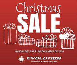 Catálogo Evolution Fitness ( Vencido)