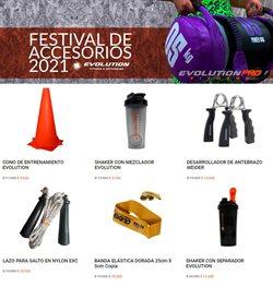 Catálogo Evolution Fitness en Soledad ( Caducado )