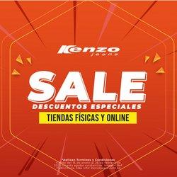 Catálogo Kenzo Jeans ( Caducado )