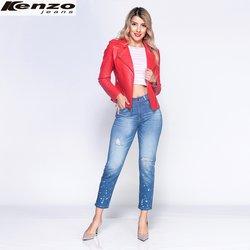 Ofertas de Kenzo Jeans en el catálogo de Kenzo Jeans ( 22 días más)