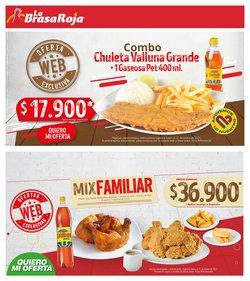 Catálogo La Brasa Roja ( Caducado )