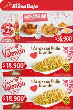 Ofertas de Restaurantes en el catálogo de La Brasa Roja en Ibagué ( Caduca hoy )
