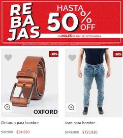 Ofertas de Oxford Jeans en el catálogo de Oxford Jeans ( Publicado hoy)