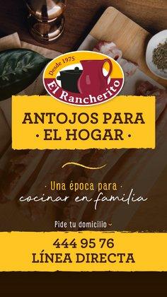 Ofertas de Restaurantes en el catálogo de El Rancherito ( 2 días más)