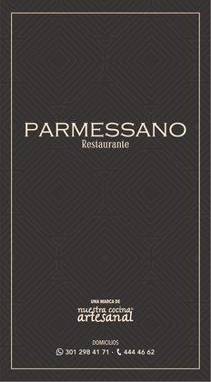 Catálogo Parmessano ( Más de un mes)