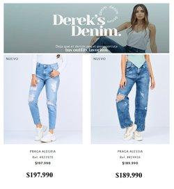 Catálogo Derek ( Más de un mes)