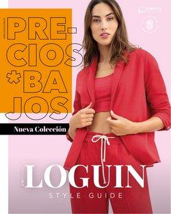 Catálogo Loguin ( 2 días más)