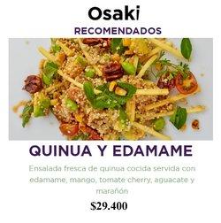Ofertas de Osaki en el catálogo de Osaki ( Más de un mes)