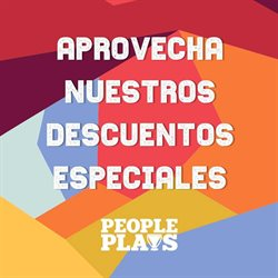 Catálogo People Plays ( Caducado )