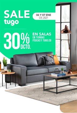 Catálogo Tugó en Soledad ( Caducado )