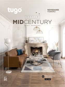 Catálogo Tugó ( Vence mañana )