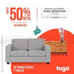 Catálogo Tugó ( Caduca hoy )