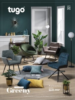 Ofertas de Hogar y muebles en el catálogo de Tugó en Madrid ( 14 días más )