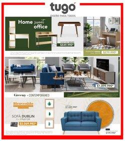 Ofertas de Hogar y muebles en el catálogo de Tugó en Madrid ( 2 días publicado )