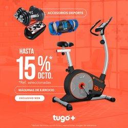 Catálogo Tugó ( Vence hoy)
