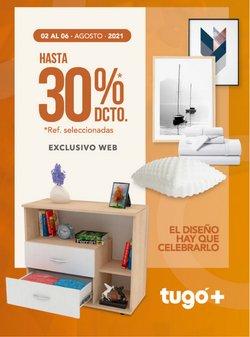 Catálogo Tugó ( Vence mañana)