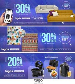 Ofertas de Hogar y Muebles en el catálogo de Tugó ( 14 días más)