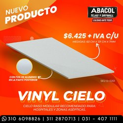 Ofertas de Ferreterías y Construcción en el catálogo de ABACOL en Sabanagrande ( Publicado ayer )
