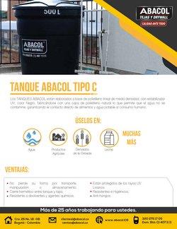 Ofertas de ABACOL en el catálogo de ABACOL ( Más de un mes)