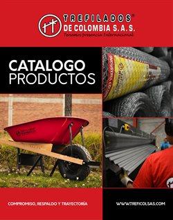 Catálogo Trefilados de Colombia ( 8 días más )