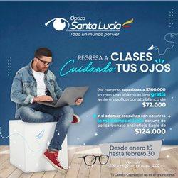 Catálogo Óptica Santa Lucía ( Vence mañana )