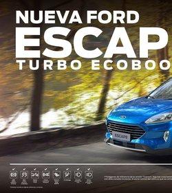 Ofertas de Coche, moto y repuestos en el catálogo de Ford ( Más de un mes)