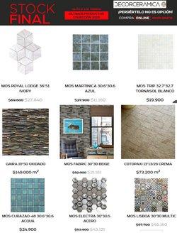 Ofertas de Ferreterías y Construcción en el catálogo de Decorceramica en Floridablanca ( Caduca hoy )