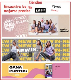 Ofertas de Ropa, zapatos y complementos en el catálogo de Karibik ( Publicado hoy )