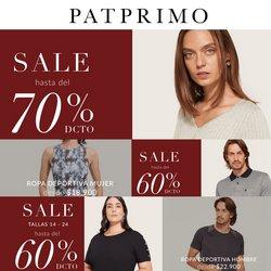 Catálogo Pat Primo ( 4 días más)