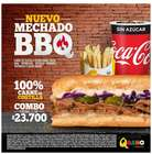 Ofertas de Restaurantes en el catálogo de Sandwich Qbano en Copacabana ( Más de un mes )