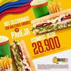 Cupón Sandwich Qbano en Medellín ( 17 días más )