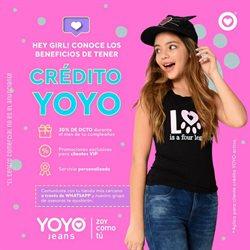 Catálogo Yoyo Jeans ( Caducado )