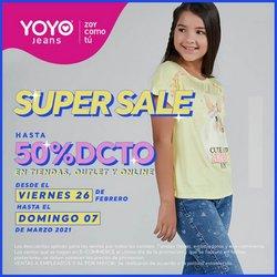 Catálogo Yoyo Jeans ( 3 días publicado )