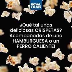 Ofertas de Libros y ocio en el catálogo de Royal Films en Cartago ( 29 días más )