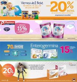 Ofertas de Farmacias Pasteur en el catálogo de Farmacias Pasteur ( Vence mañana)