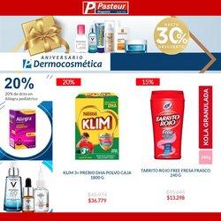 Catálogo Farmacias Pasteur ( Vence hoy)