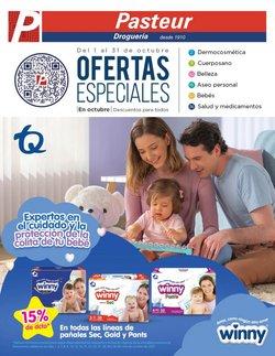 Ofertas de Farmacias Pasteur en el catálogo de Farmacias Pasteur ( 14 días más)