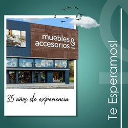 Ofertas de Hogar y muebles en el catálogo de Muebles & Accesorios en Cúcuta ( Más de un mes )