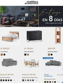 Ofertas de Hogar y muebles en el catálogo de Muebles & Accesorios en Cúcuta ( 20 días más )