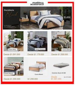 Catálogo Muebles & Accesorios ( Vencido)