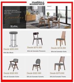 Ofertas de Hogar y muebles en el catálogo de Muebles & Accesorios en Manizales ( 8 días más )