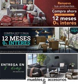 Ofertas de Muebles & Accesorios en el catálogo de Muebles & Accesorios ( Vencido)