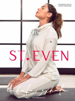 Catálogo St. Even ( 20 días más )