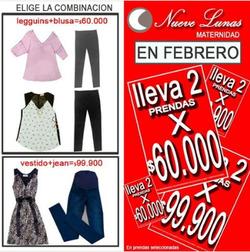 Ofertas de Nueve Lunas  en el catálogo de Medellín